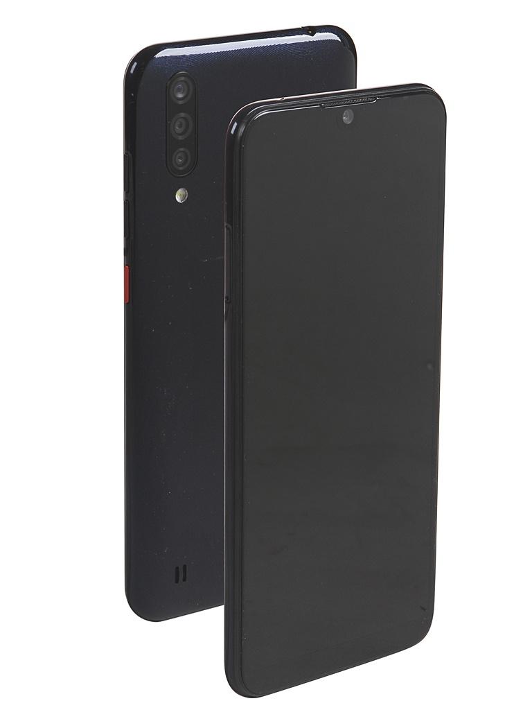 Сотовый телефон ZTE Blade A7 (2020) 3/64GB Black сотовый телефон zte blade v9 3gb ram 32gb gold