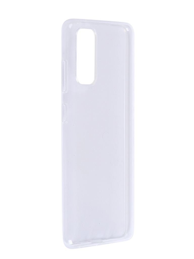 Чехол Pero для Samsung Galaxy S20 Silicone Transparent CC01-S20TR