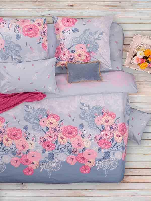 Постельное белье Sova&Javoronok Антея Комплект Семейный Бязь 2030117123 фото