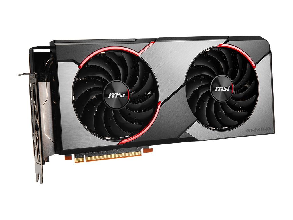 Видеокарта MSI Radeon RX 5600 XT 1235Mhz PCI-E 4.0 6144Mb 12000Mhz 192 bit HDMI 3xDP GAMING X