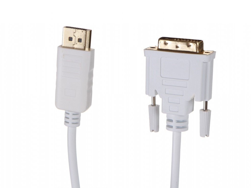 Аксессуар ATcom DVI - DisplayPort 1.8m AT9503