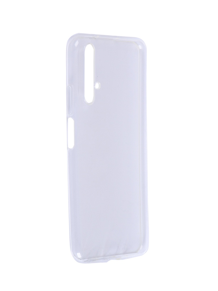 Чехол Pero для Huawei Nova 5T Silicone Transparent CC01-HN5TTR
