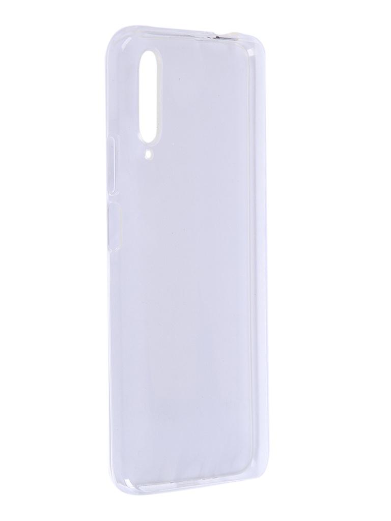 Чехол Pero для Huawei Y9S Silicone Transparent CC01-Y9STR