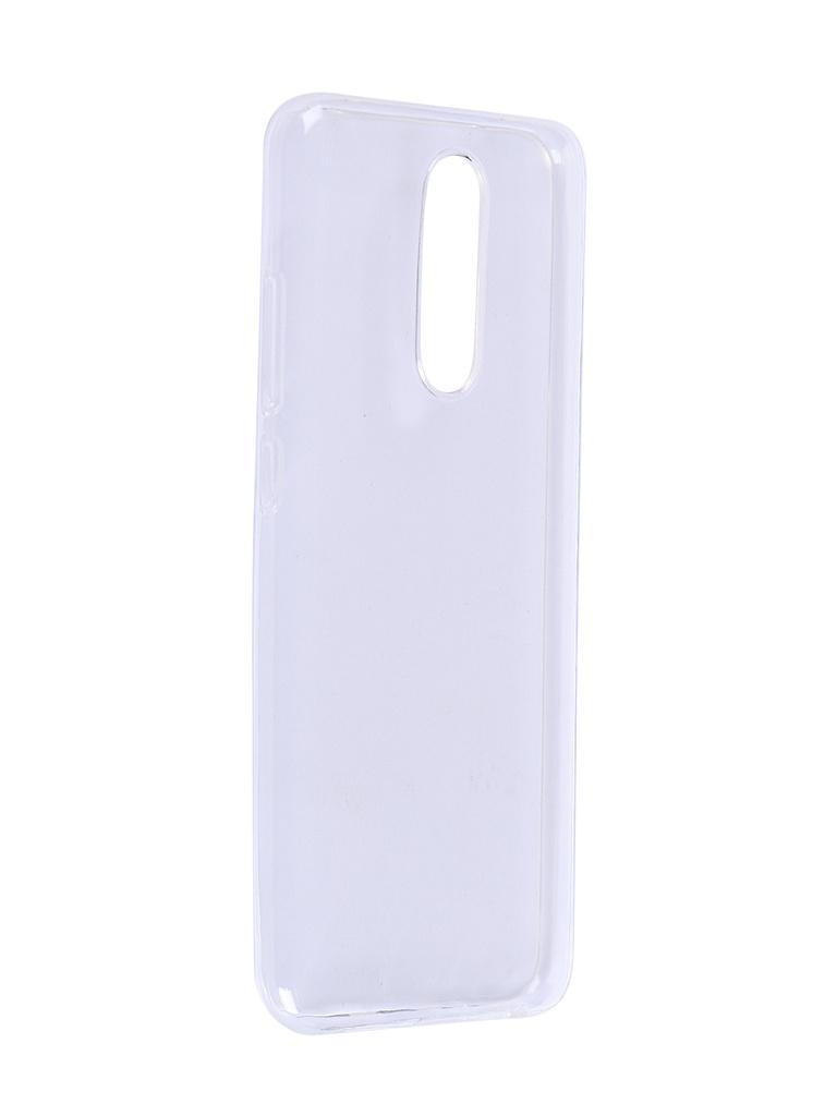 Чехол Pero для Xiaomi Redmi 8 Silicone Transparent CC01-R8TR