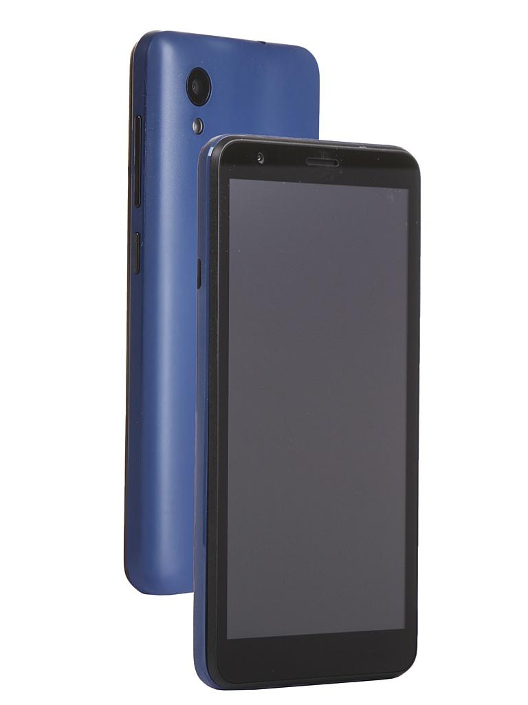 Сотовый телефон ZTE Blade L8 1/32Gb Blue сотовый телефон zte blade v9 3gb ram 32gb gold