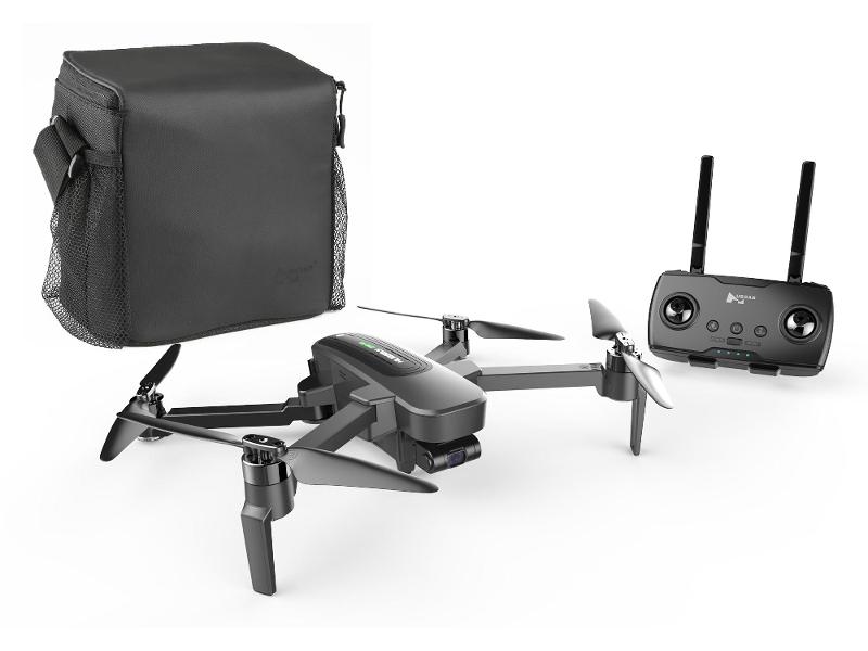 Квадрокоптер Hubsan H117S Zino Pro Combo Pack Black