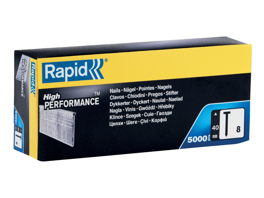 Гвозди Rapid 40mm тип 300 5000шт 40100535
