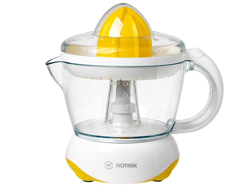 Соковыжималка Hottek HT-978-002 White-Yellow