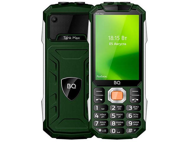 Сотовый телефон BQ 3586 Tank Max Green