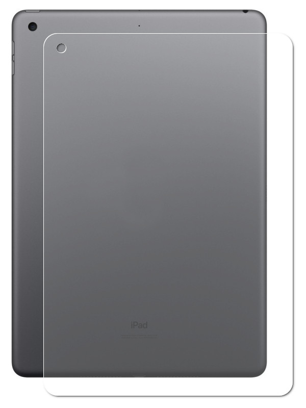 Защитная пленка Ainy для APPLE iPad 10.2 2019 задняя карбоновая волшебное кольцо я му ipad мини 3 2 1 чехол экран серии yun retina apple ipad мини смарт защитная крышка защитная оболочка кобура вишневый порошок