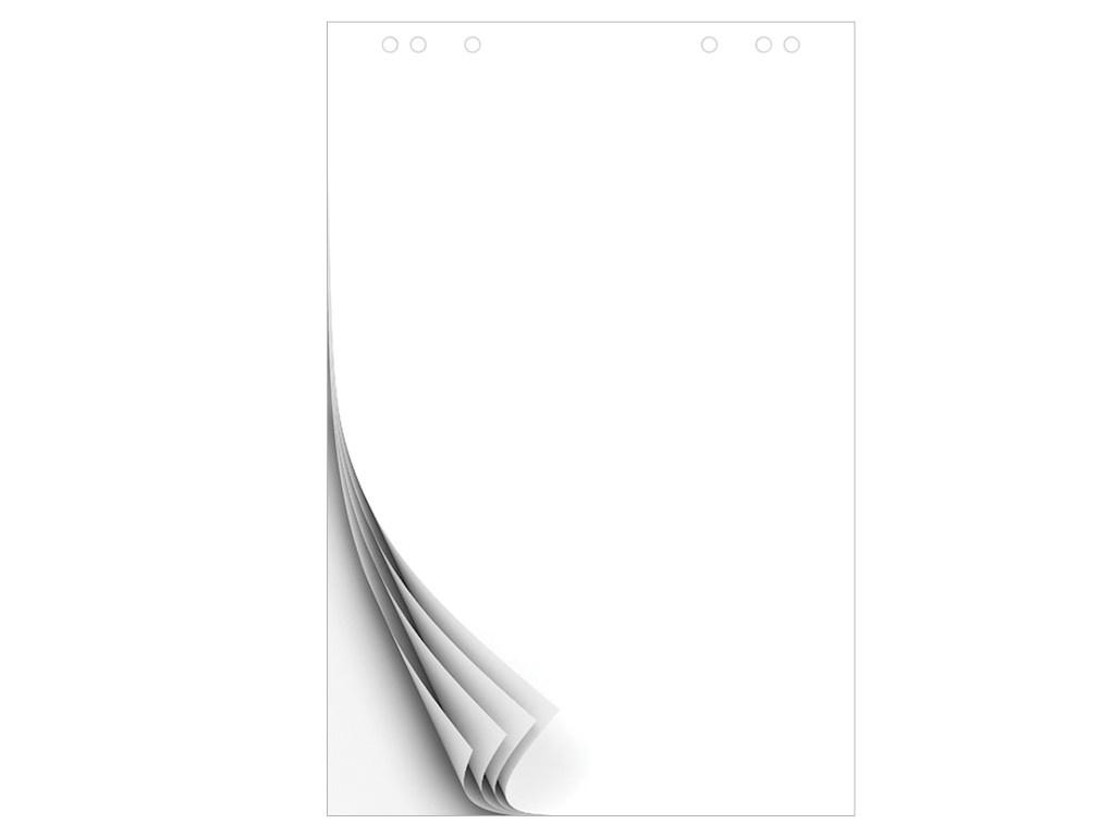 Блокнот для флипчарта OfficeSpace 60x90cm 20л White 257325