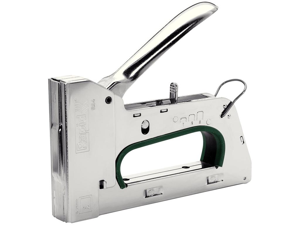 Степлер Rapid R34E 5000067 степлер ручной rapid m20r fun to fix 23600800