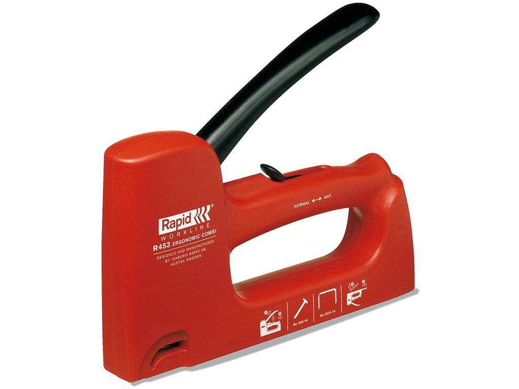 Степлер Rapid R453E 5000064 rapid hd31