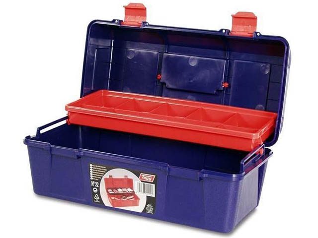 Ящик для инструментов Tayg 356x184x163mm 122002