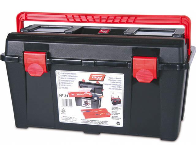 Ящик для инструментов Tayg 445x235x230mm 131004