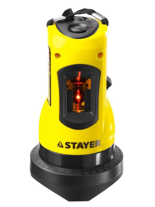 Нивелир Stayer SLL-1 34960