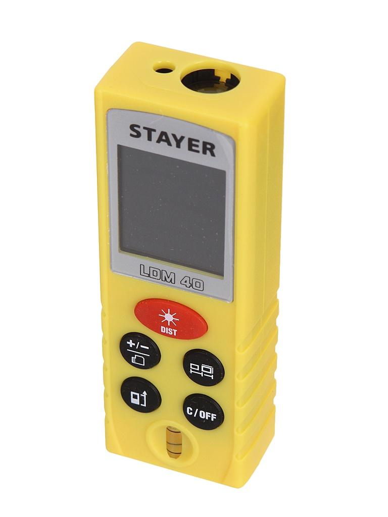 Дальномер Stayer LDM-40 34956