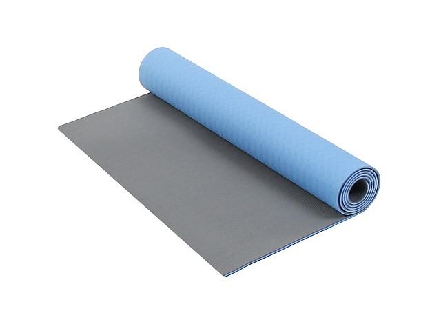 Коврик Larsen TPE 173x61x0.4cm Blue-Grey 352563
