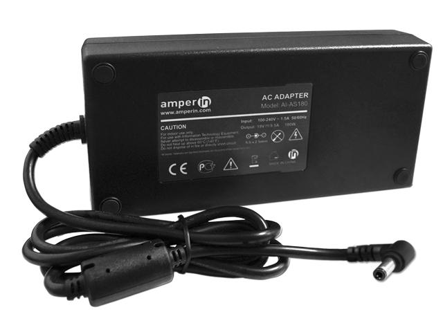 цена на Блок питания Amperin AI-AS180 для Asus 19V 9.5A 5.5x2.5mm 180W
