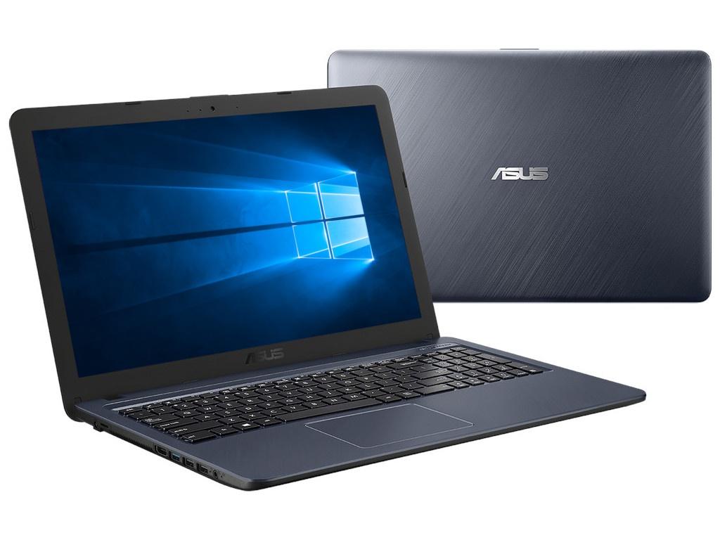 Zakazat.ru: Ноутбук ASUS VivoBook A543UA-GQ2461T Grey 90NB0HF7-M35480 (Intel Pentium 4417U 2.3 GHz/4096Mb/500Gb/Intel HD Graphics/Wi-Fi/Bluetooth/Cam/15.6/1366x768/Windows 10 Home 64-bit)