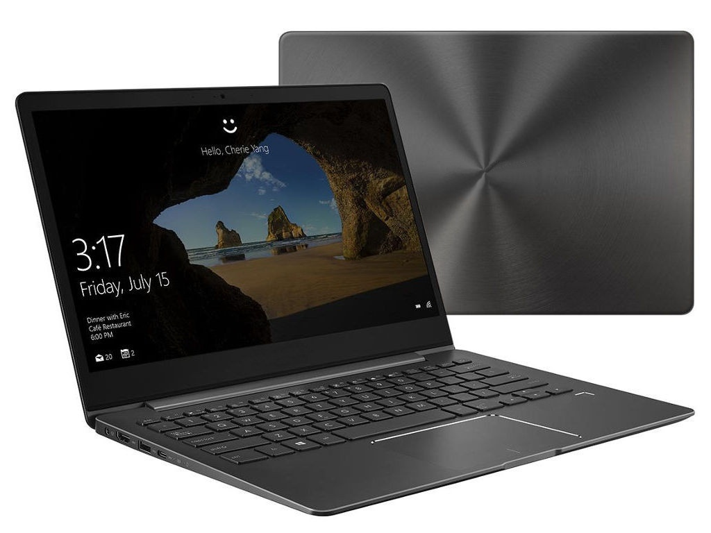 Ноутбук ASUS Zenbook UX331FN-EM039T Grey 90NB0KE2-M01590 (Intel Core i5-8265U 1.6 GHz/8192Mb/512Gb SSD/nVidia GeForce MX150 2048Mb/Wi-Fi/Bluetooth/Cam/13.3/1920x1080/Touchscreen/Windows 10 Home 64-bit)