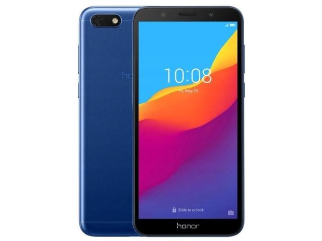 Сотовый телефон Honor 7S Blue фото