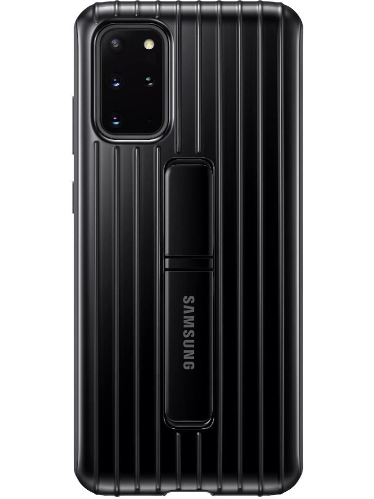 Чехол для Samsung Galaxy S20 Plus Protective Standing Cover Black EF-RG985CBEGRU