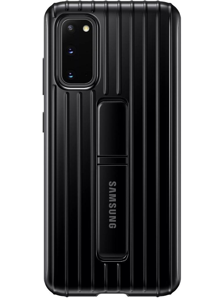 Чехол для Samsung Galaxy S20 Protective Standing Cover Black EF-RG980CBEGRU
