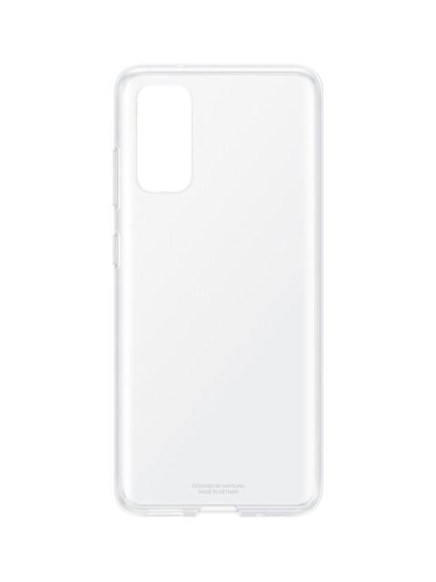 Чехол для Samsung Galaxy S20 Clear Cover Transparent EF-QG980TTEGRU samsung ef qa710c clear cover чехол для galaxy a7 2016 black
