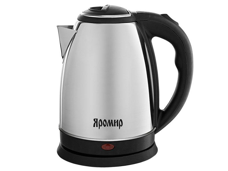 Чайник Яромир ЯР-1057 1.5L Silver чайник электрический яромир яр 1056