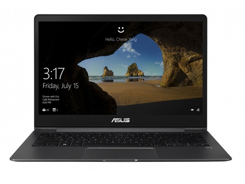 Ноутбук ASUS Zenbook UX331FN-EM040T Grey 90NB0KE2-M01600 (Intel Core i7-8565U 1.8 GHz/8192Mb/512Gb SSD/nVidia GeForce MX150 2048Mb/Wi-Fi/Bluetooth/Cam/13.3/1920x1080/Touchscreen/Windows 10 Home 64-bit)
