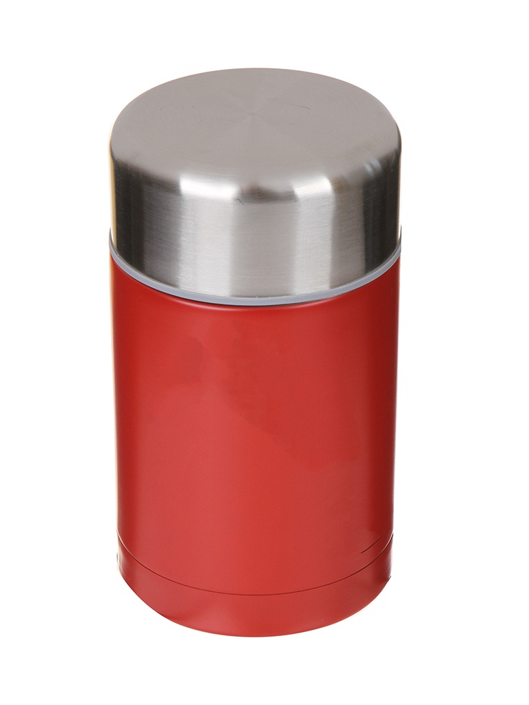 Термос Rondell Picnic 800ml с внутренним контейнером 350ml Red RDS-945