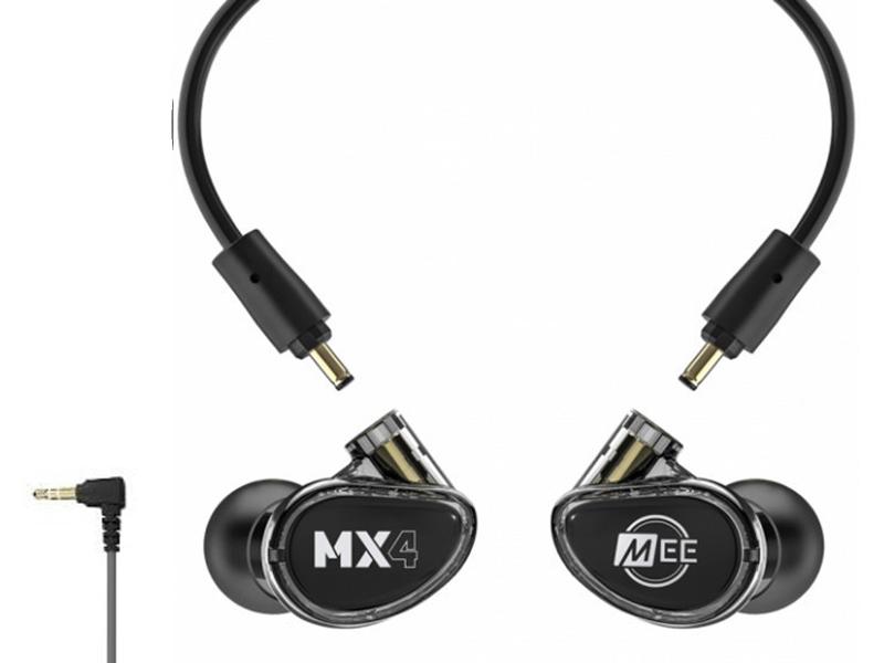 Наушники MEE Audio MX4 Pro Black