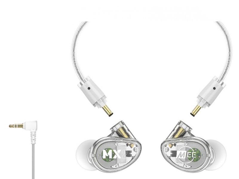 Наушники MEE Audio MX4 Pro Clear фото