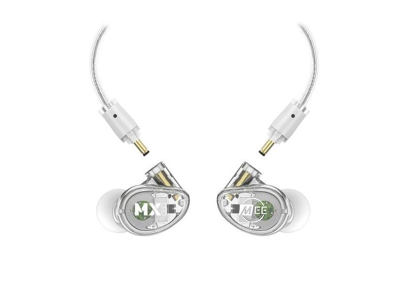 Наушники MEE Audio MX3 Pro Clear наушники mee audio m6 2018 clear m6g2 cl