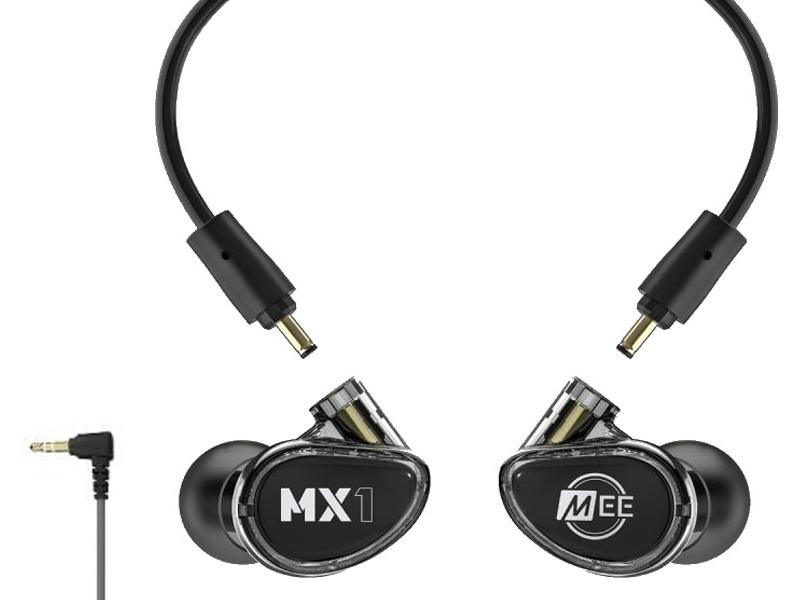 Наушники MEE Audio MX1 Pro Black