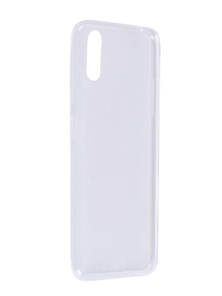 Чехол для Neffos C9 Max Trpansparent Max-PC-T