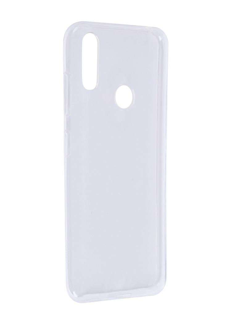 Чехол для Neffos X20 Trpansparent Pro-PC-T