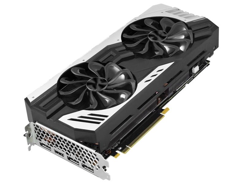 Видеокарта Palit GeForce RTX 2060 Super Jetstream 1470Mhz PCI-E 3.0 8192Mb 14000Mhz 256 bit DVI HDMI 3xDP NE6206ST19P2-1061J Выгодный набор + серт. 200Р!!!