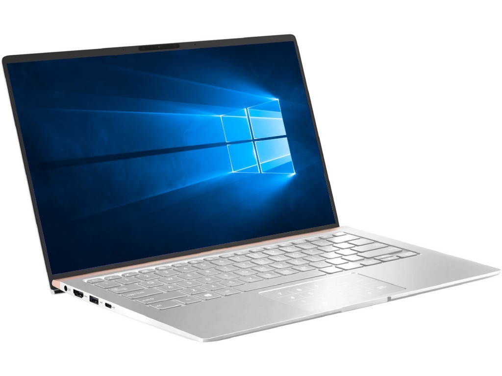 Фото - Ноутбук ASUS Zenbook UX433FN-A5358T Silver 90NB0JQ4-M12590 (Intel Core i5-8265U 1.6 GHz/8192Mb/512Gb SSD/nVidia GeForce MX150 2048Mb/Wi-Fi/Bluetooth/Cam/14.0/1920x1080/Windows 10 Home 64-bit) ноутбук asus zenbook ux333fn a3110t core i7 8565u 8gb ssd512gb nvidia geforce mx150 2gb 13 3 fhd 1920x1080 windows 10 silver wifi bt cam bag