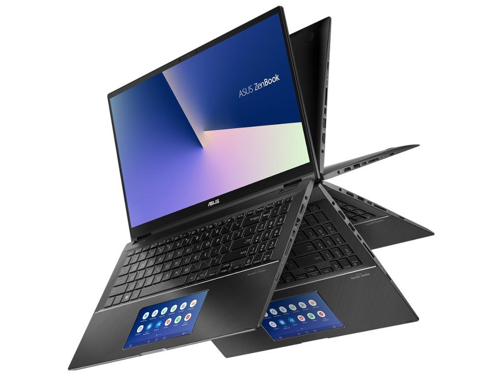 Ноутбук ASUS Zenbook UX563FD-EZ067T Grey 90NB0NT1-M01200 (Intel Core i5-10210U 1.6 GHz/8192Mb/512Gb SSD/nVidia GeForce GTX 1050 4096Mb/Wi-Fi/Bluetooth/Cam/15.6/3840x2160/Touchscreen/Windows 10 Home 64-bit)