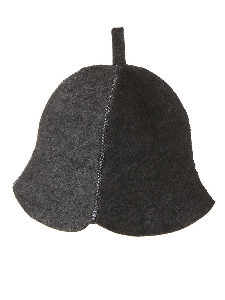Шапка Бацькина баня Grey 10402