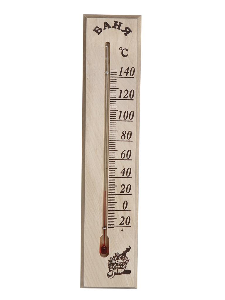 Фото - Термометр Бацькина баня 27011 баня