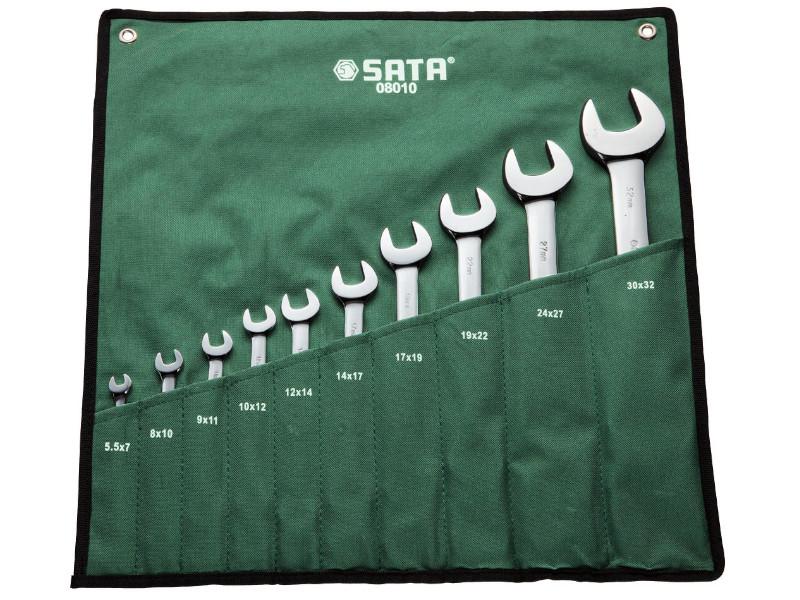 Набор ключей SATA 08010 набор sata 09516