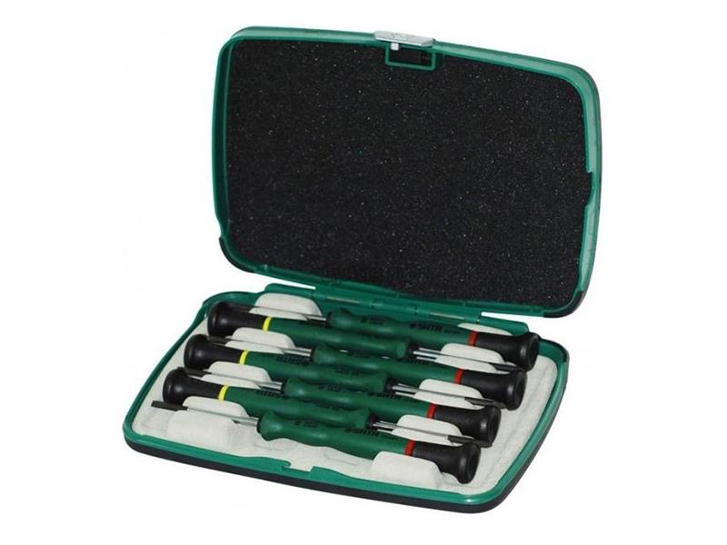 Набор отверток SATA 09314 набор отверток sata 8пр 09307