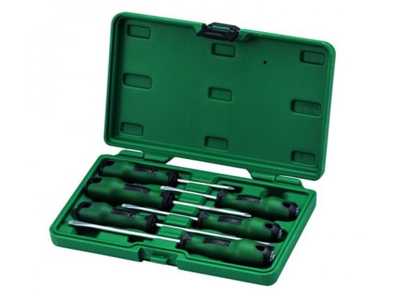 Набор отверток SATA 09309 набор отверток sata 8пр 09307