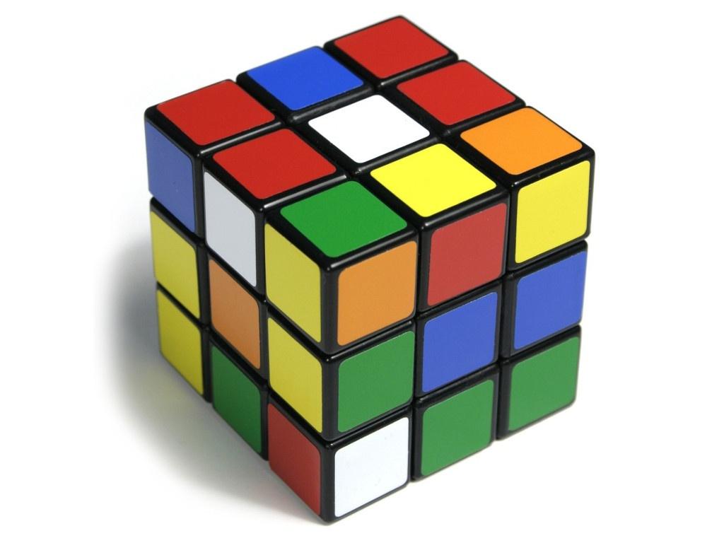 Головоломка Kromatech Кубик Рубика 7710m009