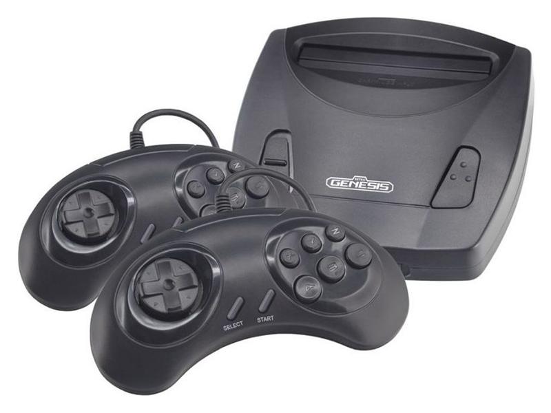 Игровая приставка Dendy Retro Genesis 8 Bit Junior + 300 игр