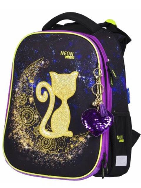 Рюкзак Berlingo Expert Cat On The Moon RU05121