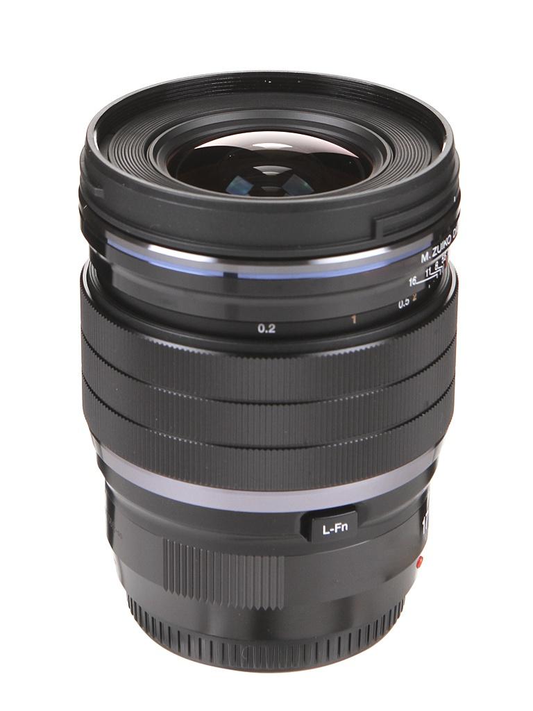 Объектив Olympus ED 17mm f/1.2 Pro